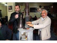 Erzurum'da Mayısın 24'ünde soğuk hava etkisini sürdürüyor