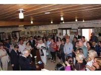 Kuşadası'nda üç boyutlu katı sanatı sergisi açıldı