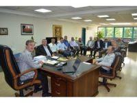 Meclis komisyon üyelerinden Turgutlu'da inceleme