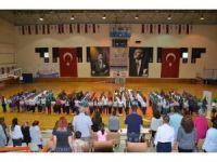 Çocuk Destek Merkezleri Bayanlar Voleybol Şampiyonası Kuşadası'nda başladı