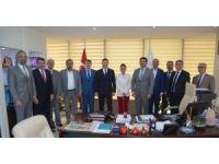 MÜSİAD İzmir'den İl Sağlık Müdürüne ziyaret