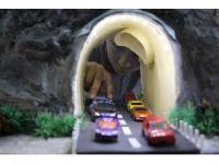 Ortaokul öğrencilerinden tünelleri bedava aydınlatacak proje