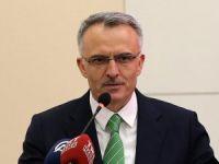 Maliye Bakanı Naci Ağbal: 120 milyar liralık bir alacağı yapılandırdık