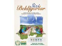 Bitlis İHH'dan Ramazan kumanyası