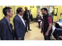Başkan Toltar'dan Diliskelesi ziyareti