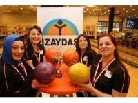 İZAYDAŞ 5. geleneksel bayanlar bowling turnuvası tamamlandı