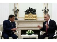 Duterte, Putin ile görüştü