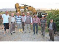 Çine'de çiftçiler plansız toplulaştırmaya isyan etti