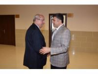 Başkan Albayrak'tan Kaymakam Abban ve Başsavcı Ünal'a ziyaret