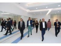 Büyükşehir, Fizyoterapi merkezi açıyor