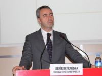 """İstanbul Vergi Dairesi Başkanı Bayrakdar: """"Herkes ödeme gücüne göre vergi ödesin"""""""