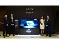 Bravia Oled ve 4K HDR Tv tanıtıldı