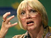 Claudia Roth Türkiye'yi suçladı
