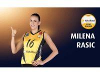 VakıfBank, Milena Rasic'le uzattı