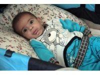 """Kusmuğu boğazını tıkayan Eymen bebek """"spastik"""" oldu iddiası"""