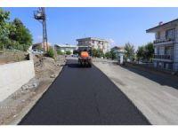 Serdivan'da yeni sezon asfalt ve kaldırım çalışmaları başladı