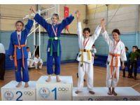 Bir turnuvada 14 madalya