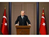 Cumhurbaşkanı Erdoğan'dan Belçika ziyareti öncesi önemli açıklamalar