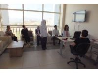 Serik Devlet Hastanesi'nde Gebe Bilgilendirme Sınıfı açıldı