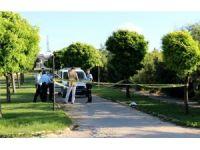 Parkta oynayan çocuklar bebek cesedi buldu