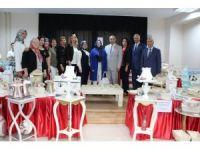 Dörtyol Halk Eğitim Merkezi yıl sonu sergisi görücüye çıktı
