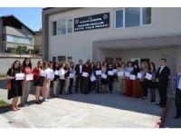 Kosovalı kadınlar Türk el sanatlarını ülkelerine taşıyacaklar