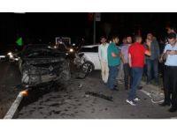 Şanlıurfa'da zincirleme trafik kazası: 4 yaralı