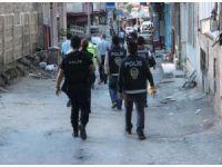 Elazığ'daki huzur operasyonunda aranan 7 şüpheli yakalandı