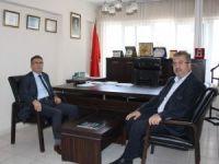 Müsevvitoğlu'ndan Aydın TÜMSİAD'a ziyaret