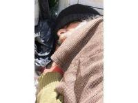 Verem ve astım hastası adam 5 aydır sokakta yaşıyor