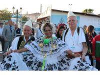 24 ülkenin sanatını buluşturan festival başladı