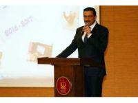 Keçiören Halk Eğitim Merkezi yıl sonu sergisi açıldı