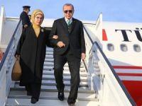 Cumhurbaşkanı Erdoğan Belçika'da