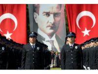 Polis teşkilatına 549 taze kan