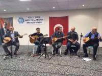 """Eskişehir Yunus Emre Mesleki ve Teknik Anadolu Lisesi'nden """"Türk Halk Müziği Konseri''"""