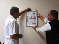 İzmit Belediyesi, enerji kimlik belgesi aldı