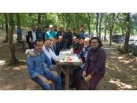SATSO 7. Meslek Komitesi piknikte buluştu