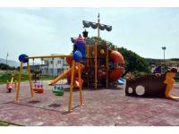 Aliağa Çakmaklı Mahallesi'ne yeni nesil park