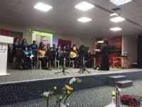 Odunpazarı Engelli Koordinasyon Merkezinden anlamlı konser