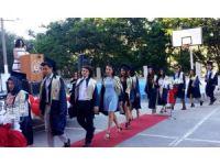 Söke Cumhuriyet Anadolu Lisesi 10. dönem mezunlarını uğurladı