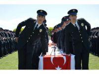 Kırıkkale PMYO 8. mezunlarını verdi