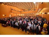 Nezaket Elçileri kervanına 600 öğrenci daha katıldı