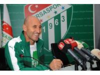 """Örnek: """"Bursaspor açısından en önemli 90 dakikaya çıkıyoruz"""""""