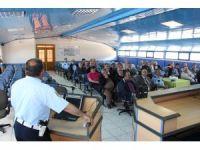 Tur şirketlerine trafik eğitimi