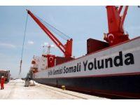 Kızılay yardım gemileri Ramazan'ın bereketini Afrika'ya taşıyacak