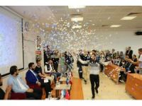 Atiker Konyasporlu futbolcular KTO Karatay Üniversitesi'nde