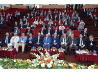 240. Üniversitelerarası Kurul Toplantısı Mersin'de yapıldı