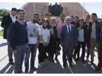 Atatürk Üniversitesi Bahar Şenlikleri'nde Ceceli rüzgârı