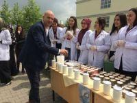 BEÜ, Dünya Süt Günü etkinliğinde kefir üretti