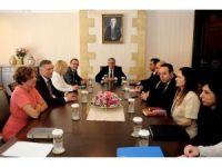 """Kıbrıs Özel Danışmanı Eide: """"Kıbrıs konusundaki iyi haberin, her iki liderin de soruna çözüm bulunması yönündeki kararlılığıdır"""""""